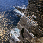 Brough Head - Brough of Birsay - Orkney, Scotland, UK - June 3, 1989