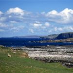 Brough of Birsay - Orkney, Scotland, UK - June 3, 1989