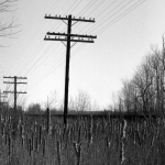 Untitled - North of Toronto, Ontario, Canada - Winter 1987