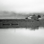 Low Clouds - Karasjok, Norway - July 1989