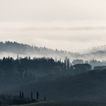 Morning - San Gimignano, Siena, Italy - March 27, 2016